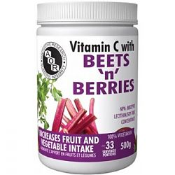 C-VIT 500G WITH BEETS N BERR