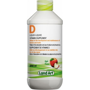 D-VIT LIQ. 250ML LAND ART
