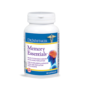 MEMORY ESSENTIALS 60CAP WHIT