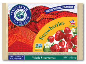 FRAISES ENTIERES 300G STAHLB