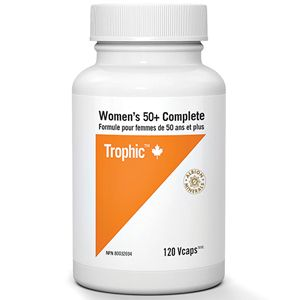 WOMENS 50+ 120CAP TROPHIC