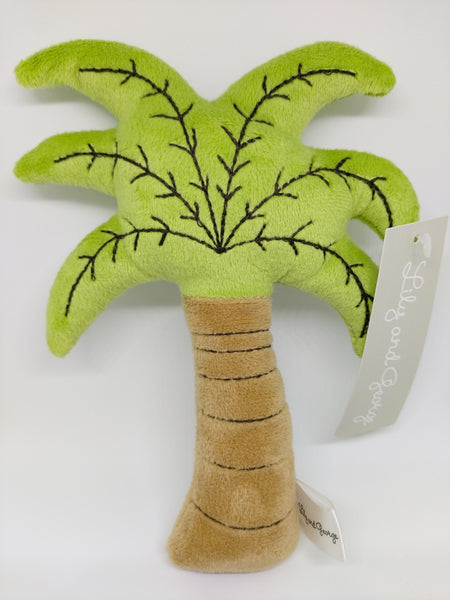 Palm Tree Rattle by Lily & George