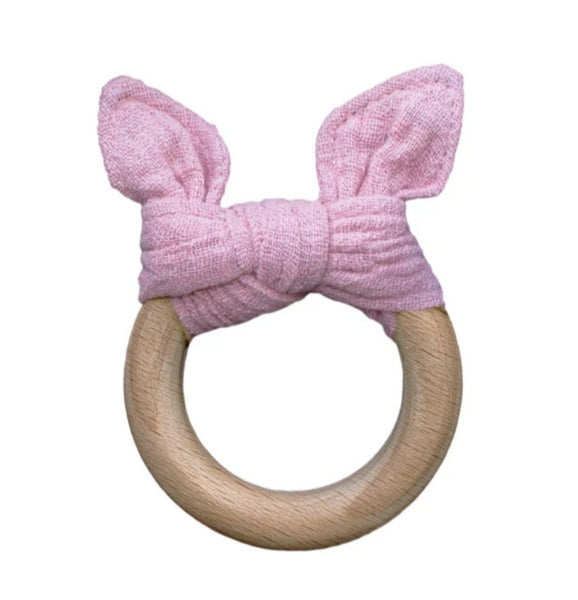 Rose the Cat Teether by Lily and George