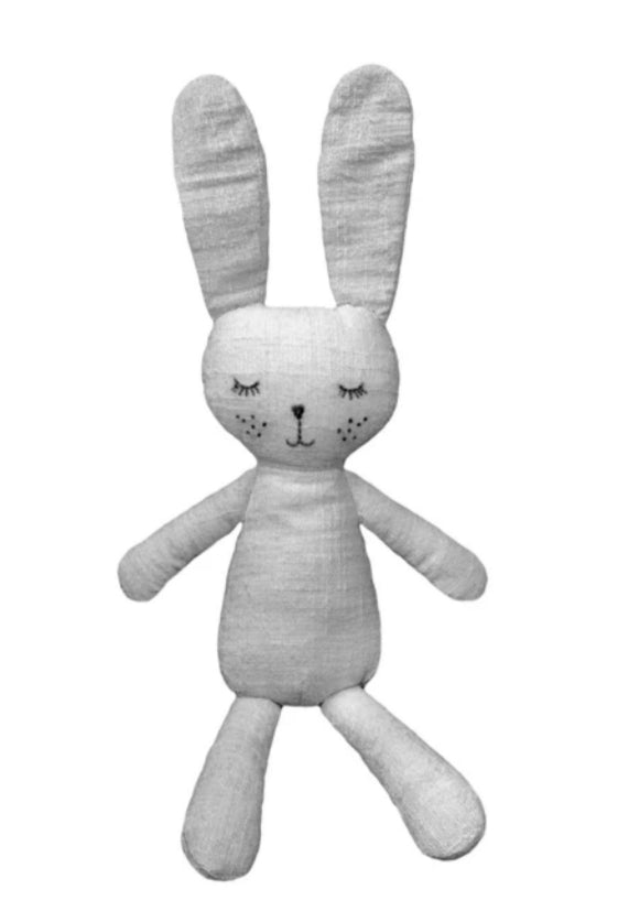 Grey the Bunny by Lily and George