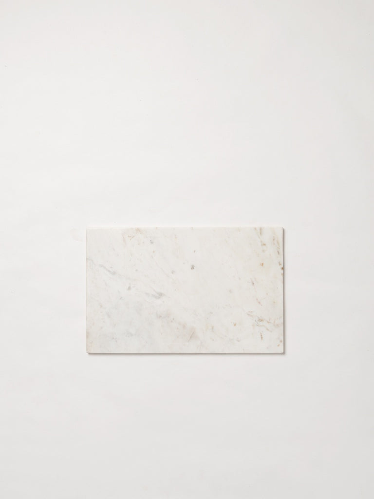 Rectangle Marble Serving Board