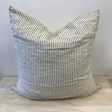 French Flax Linen European Pillowcase