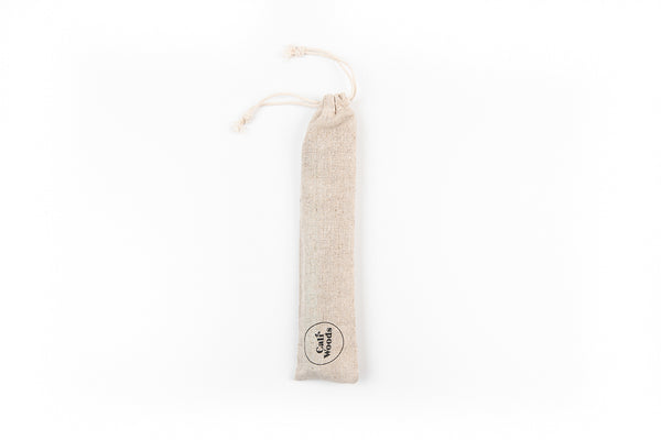 Reusable Straw Carry Case by Caliwoods