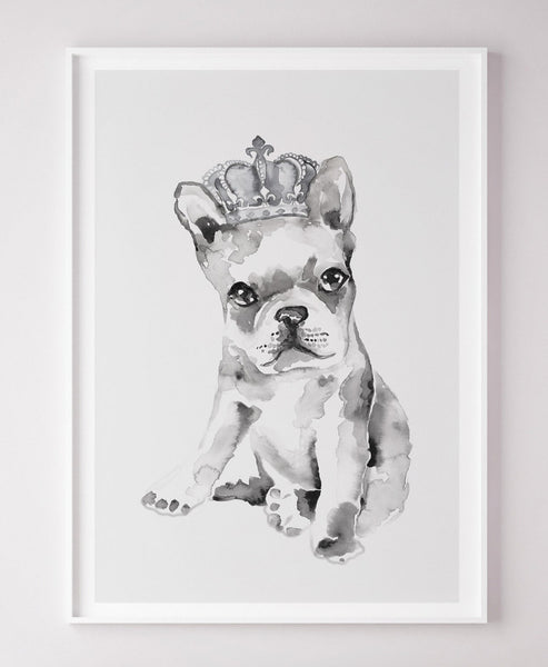 Pug King by Leden Design