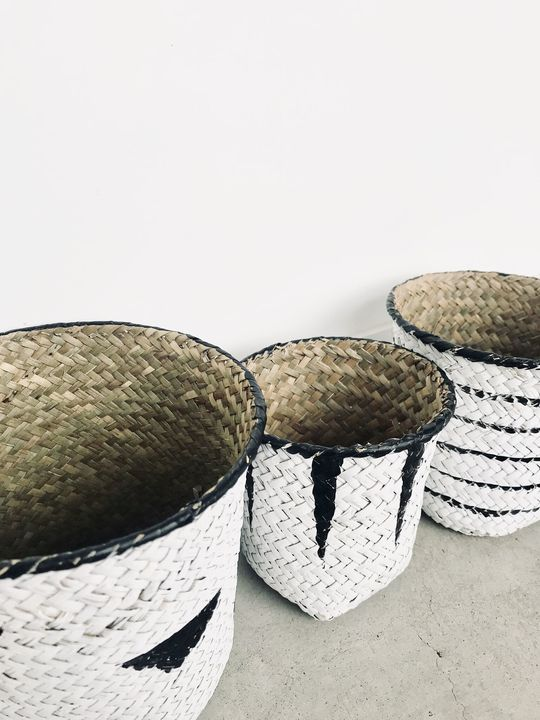 Medium Ralphine Basket by NED Collections