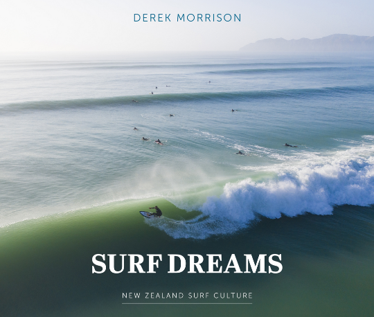 Surf Dreams by Derek Morrison