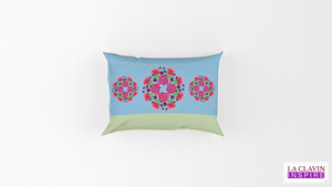 Blue Ridge Wildflowers Pillowcase