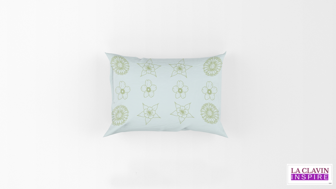 Colorado Wildflowers Pillowcase