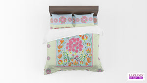 Blue Ridge Wildflowers Comforter