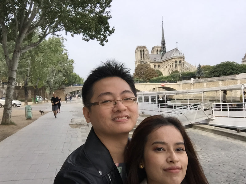 Travel to Paris on September