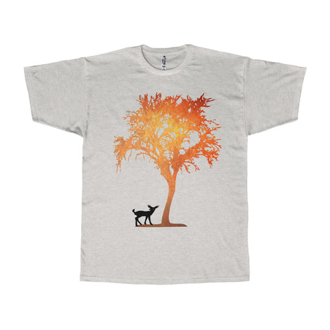 Deer and Tree Men Shirt