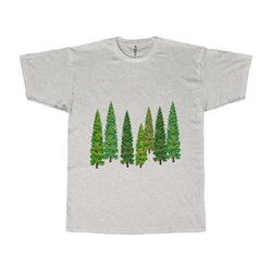Pine Tree Adult Tee Shirt