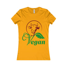 Load image into Gallery viewer, Vegan Women Shirt