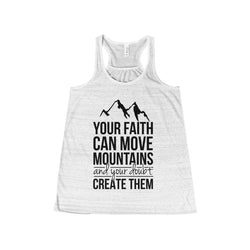Mountain Range Women's Tank Shirt