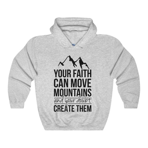 Mountain Heavy Blend Hooded Men Sweatshirt
