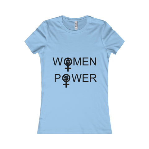Feminist Women Power T-Shirt