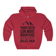Load image into Gallery viewer, Mountain Heavy Blend Hooded Men Sweatshirt