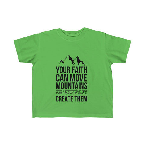 Mountain Toddler Fine Jersey Tee