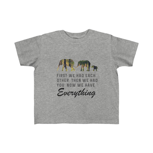 Elephant Kid Girl Shirt
