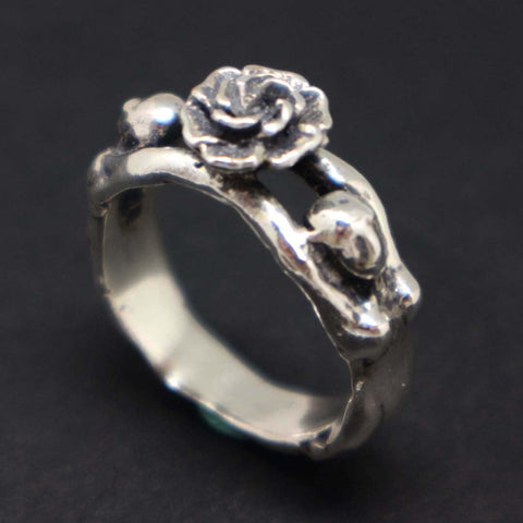 Men and Women Rose Ring