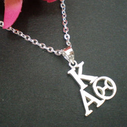Kappa Alpha Theta Necklace