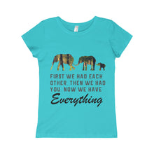 Load image into Gallery viewer, Elephant Kid Girl Tee Shirt