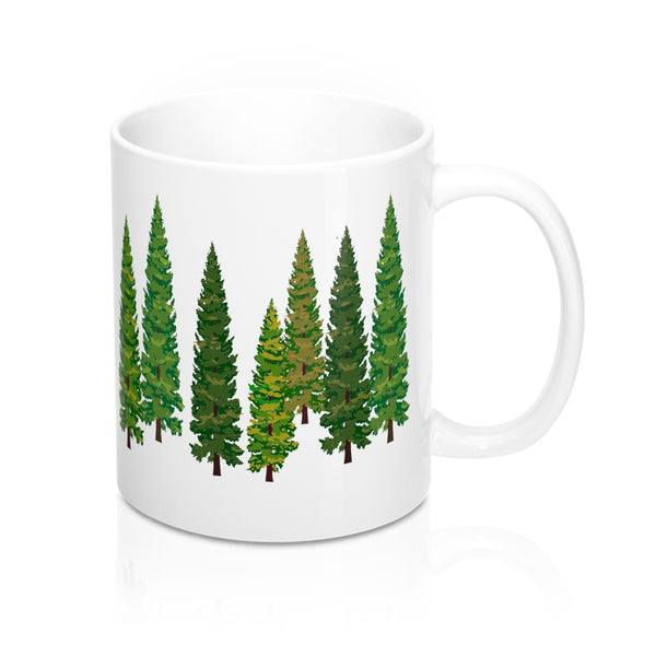 Nature Tree Mug 11oz