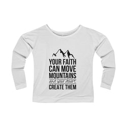 Mountain Women's Long Sleeve T-Shirt