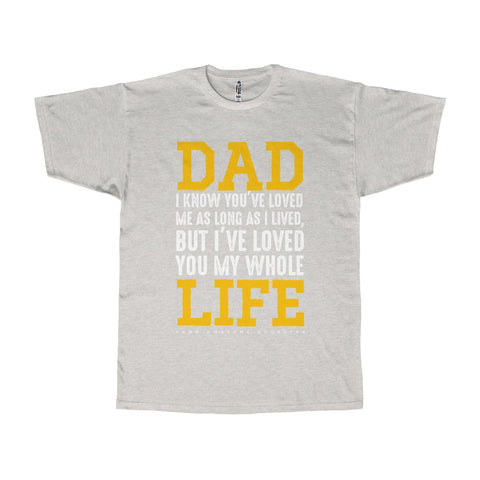 Dads with Daughter Adult Shirt