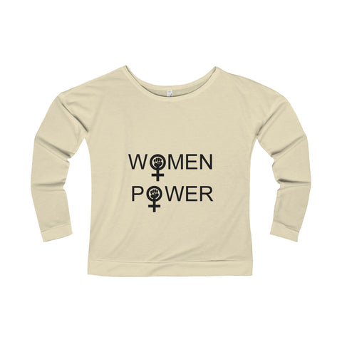 Feminist Women Power Long Sleeve T-Shirt