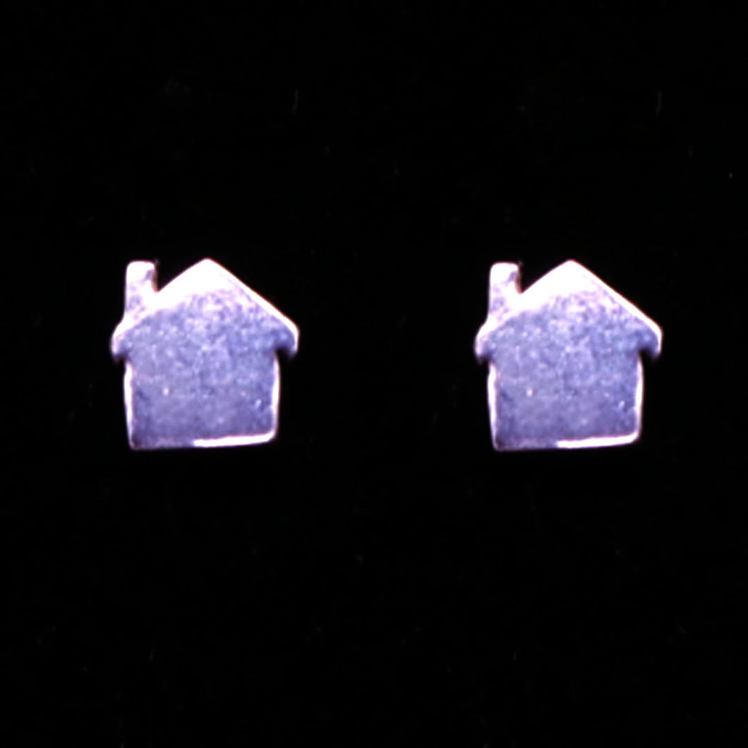 Realtor Home Sweet Home Stud Earring
