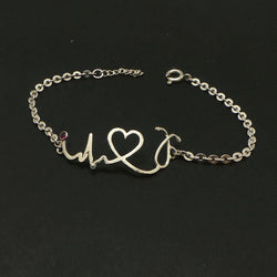 Nurse Heart Beat Stethoscope Bracelet