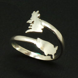 United Kingdom to United States Ring