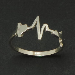 Personalized Heartbeat Custom State to State Ring