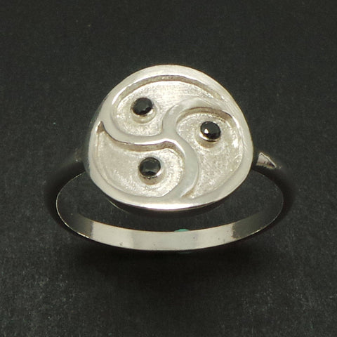 Silver Bdsm Submissive Ring