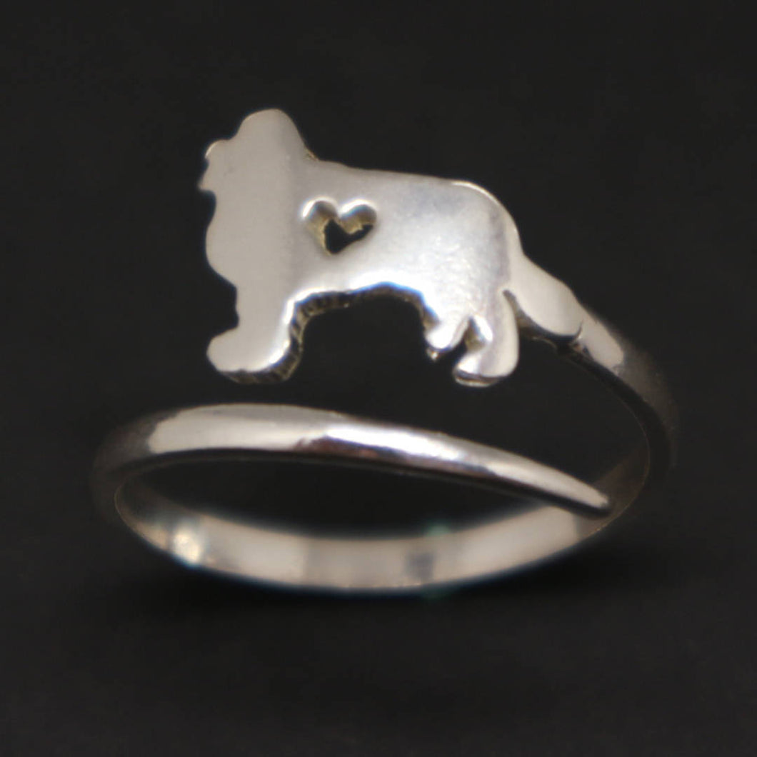 Newfoundland Dog Ring