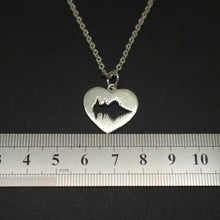 Load image into Gallery viewer, Personalized Soundwave Voice Recording Necklace