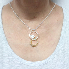 Load image into Gallery viewer, Octopus Ring Holder Necklace