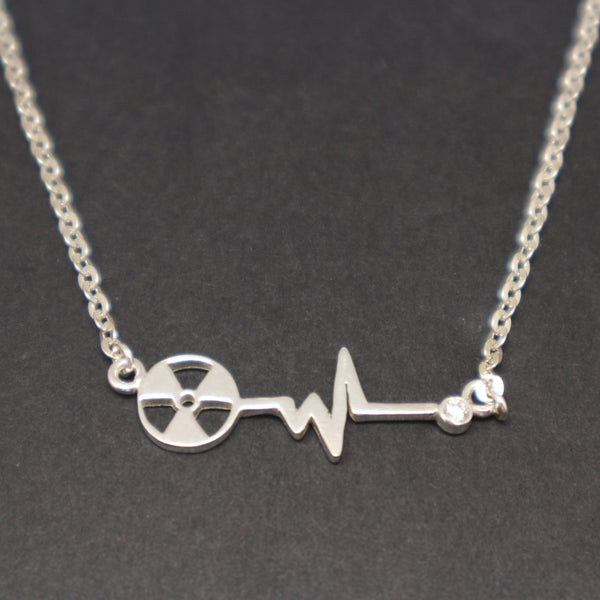 Personalized Radiology Xray Tech Necklace