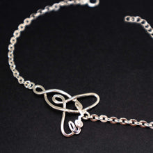 Load image into Gallery viewer, Mother Daughter Knot Love Bracelet