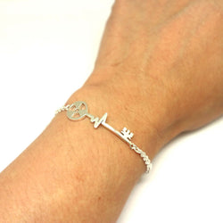 Radiology Technologist Nurse Key Bracelet