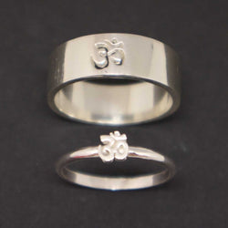 Om Ring for Man and Ladies