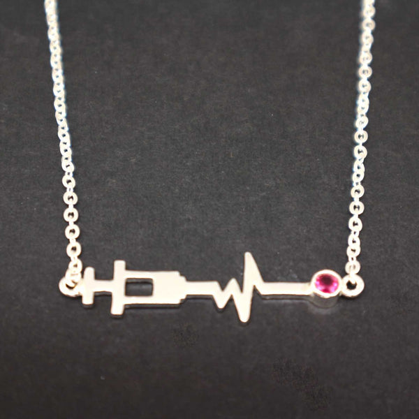 Nurse Crna Anesthesiologist Necklace