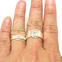 Load image into Gallery viewer, Master Slave Ring of O Ring for Couples