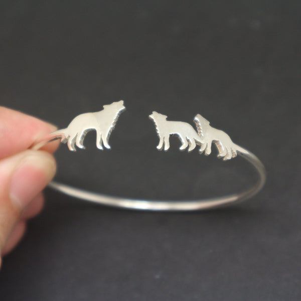 Mother of Wolf Bracelet