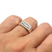 Load image into Gallery viewer, Jeep Ring for Men